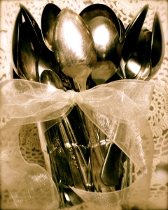 Spoon bouquet